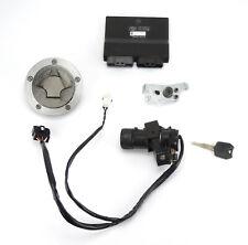 Blocchetto contatto chiave centralina codificata Kawasaki Ninja 600 ZX 6R 07 08