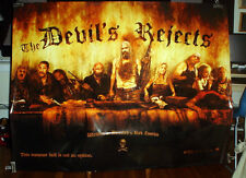 THE DEVIL'S REJECTS 5FT subway movie POSTER LAST SUPPER 45X60 2005