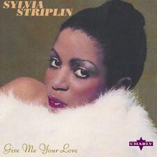 SYLVIA STRIPLIN - GIVE ME YOUR LOVE/YOU CAN'T TURN ME AWAY  VINYL SINGLE NEU