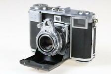 ZEISS IKON Contessa mit Tessar 45mm f/2,8 - SNr: W77745