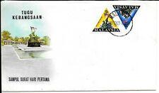 MALAYA FDC 1983?