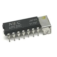 UPC20C Integrated Circuit NEC
