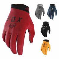 Fox Racing Men's Ranger Full Finger Glove, BMX, Touch Screen Compatible, New!