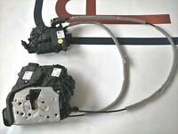Schiebetür Links hinten 7N0839003M 7N0839015 H//J VW Sharan 7N Türschloss elektr