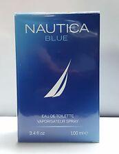 Nautica Blue Perfume  3.4 oz / 100 ml EDT Spray For Men Sealed Box NEW