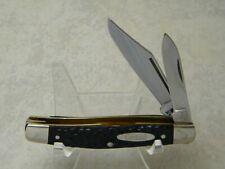 Western USA + WTX Rough Black Jack Knife