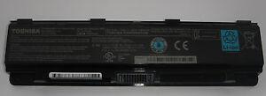 Original Battery Toshiba PA5024U-1BRS PA5024U1BRS PA5024U Genuine Battery