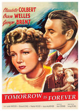 Tomorrow Is Forever (DVD) Orson Welles, Claudette Colbert, George Brent
