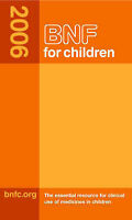 British National Formulary for Children 2006, Costello & Bnf, Used; Good Book