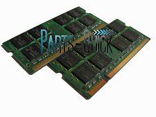 2GB 2x 1GB Dell Latitude D410 D510 D610 D810 Memory RAM