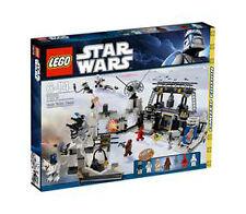 Lego Star Wars Hoth Echo Base (7879) Neuf neuf dans sa boîte COLLECTION résolution!!!