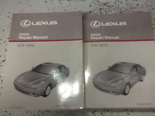 2002 Lexus ES300 ES 300 Service Shop Workshop Repair Manual Set