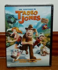 LAS AVENTURAS DE TADEO JONES - DVD - PRECINTADO - NUEVO - ANIMACION - AVENTURAS