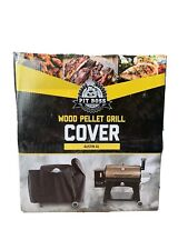 Pit Boss Austin XL Pellet Grill Cover Black, Durable, Waterproof Barbecue Cover