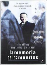 La memoria de los muertos DVD