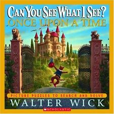 Can You See What I See?: Once Upon a Time: Picture Puzzles to Search and Solve b