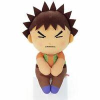 Takara Tomy Pocket Monsters Pokemon Chokkori Brock 13cm tall Soft Toy Plush