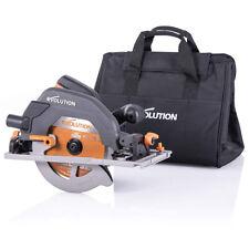 Evolution R185CCSX+ 185mm Multi-Material Premium Circular Saw 230V