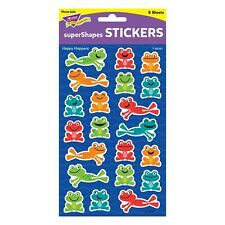 168 Happy Hoppers Reward Stickers - Animal SuperShapes ideal for Teachers