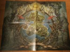 The Elder Scrolls Online: Summerset Collector's Edition Paper Map Only