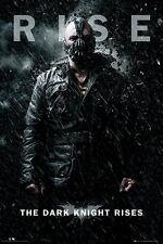 Batman The Dark Kinght Rises - Bane Rise POSTER 61x91cm NEW * Tom Hardy