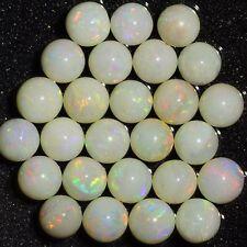 Eine Opal Perle Kugel Ø ~ 6,0mm Ihrer Wahl - 1. Qualität (K7.5)