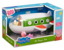 Peppa Pig AIR PEPPA JET Playset Toy with Accessories and Figure