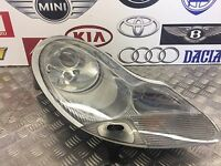 PORSCHE 911 CARRERA 4 3.4 6 SPEED MANUAL 98-05 O/S HEADLIGHT 996.631.158.04