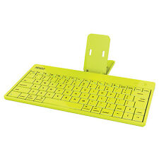 Pendo Bluetooth Keyboard (Green)  for iPhone iPad Android Windows