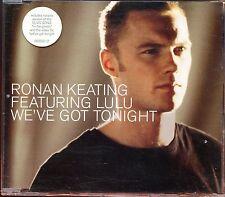 Ronan Keating featuring Lulu / We've Got Tonight