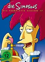 The Simpsons - Die komplette Season 17 [Collector's Edition] [4 DVDs](NEU/OVP)