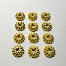 Lego Technik Technic 6589 Zahnrad Differential Getriebe tan beige 12 Stück NEU