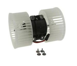 Blower Motor Assembly BEHR HELLA SERVICE for BMW Brand New Premium Quality