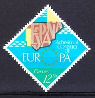 Spain 1978 MNH**Mi 2368 Sc 2103 Spain's admission to the Council of Europe