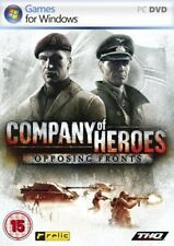 Company of Heroes OPPOSING FRONTS (stand alone PC Game)does not require original
