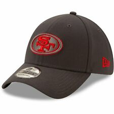 New Era 39Thirty Flexfit Cap - San Francisco 49ers charcoal