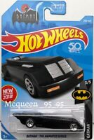 2018 HOT WHEELS BATMAN : THE ANIMATED SERIES BLACK #3/5