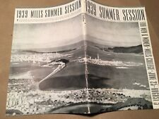 CHESLEY 1939 Summer Session Mills College- Chesley Bonestell Art San Francisco