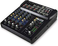 Mischpult ALTO ZMX862 professionell kompakt 6 Kanal DJ Equipment Musik Zubehör