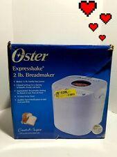 🔥New Open Box⬇� Oster Bread Maker Machine Expressbake 2-Pound Loaf Ckstbrtw20