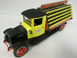 1928 Coca-Cola Delivery Truck International With Bottles
