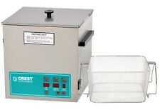 NEW ! Crest POWERSONIC CP1100D 3.25 Gal. Heated Ultrasonic Cleaner W/Basket