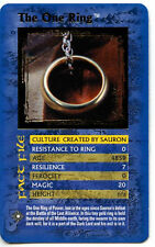 The One Ring Lord Of The Rings The Return Of The King Top Trumps Card (C439)