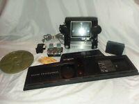 Vintage Argus Movie Editor Collectible Black  Argus 8 MM Movie Editor Model 767