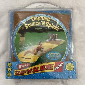 Wham-o Slip N Slide Junior Elephant Bounce N Splash Inflatable Runway 10ft