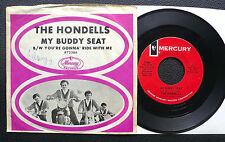 "7"" THE HONDELLS-My Buddy Seat-US MERCURY avec PIC"