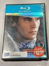 American Psycho (Blu-ray Disc, 2000, Uncut Edition)