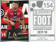 154 PEDRO REBOCHO PORTUGAL A SUIVRE EA GUINGAMP  STICKER PANINI FOOT 2O18