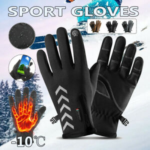 Unisex Winter Thermal Gloves Diving Cycly Scuba Spearfishing Snorkeling