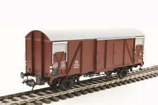 lenz o gauge 42234-01 COVERED GOODS WAGON gms 54, betr.no. 255024